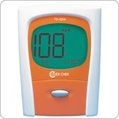 Глюкометр Клевер Чек TD-4209 (оранжевый) без комплектации