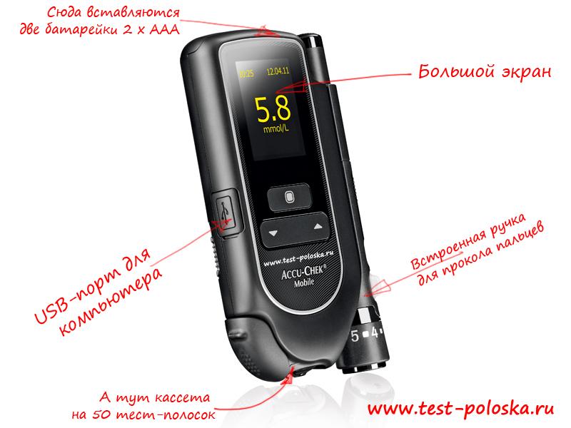 измерение сахара холестерина в крови