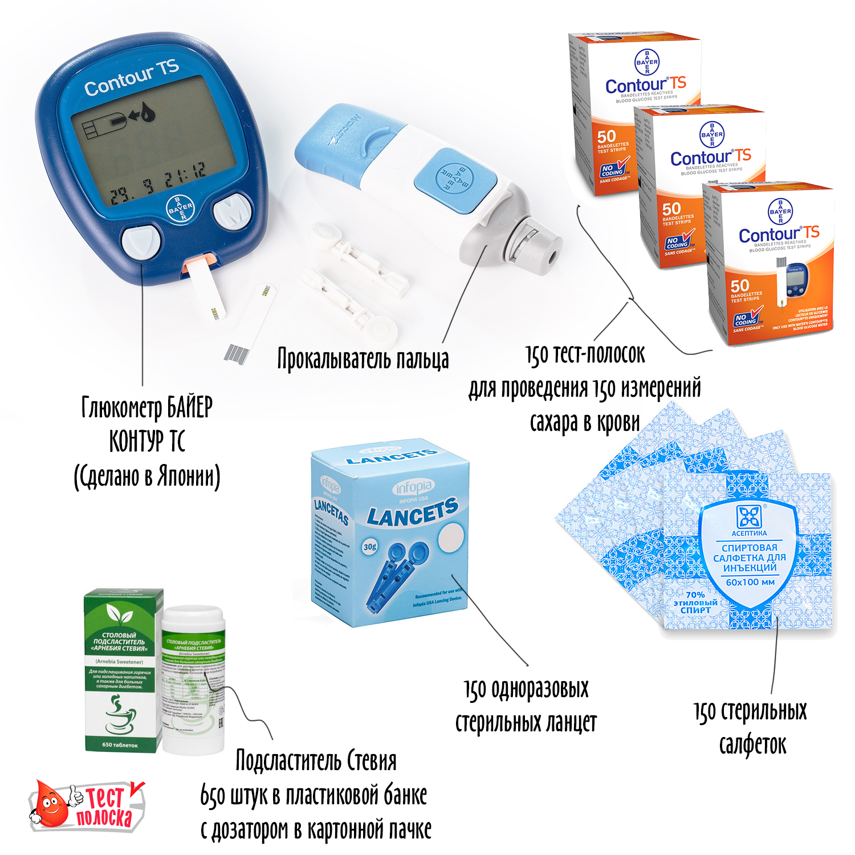 прибор измерения сахара холестерина в крови