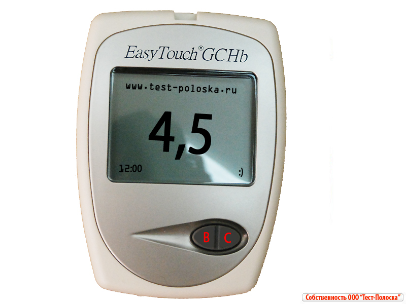 анализатор холестерина в крови