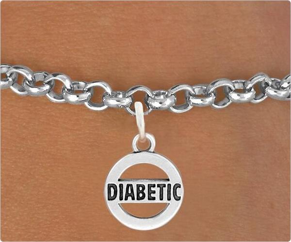 Браслет диабетика купить в спб