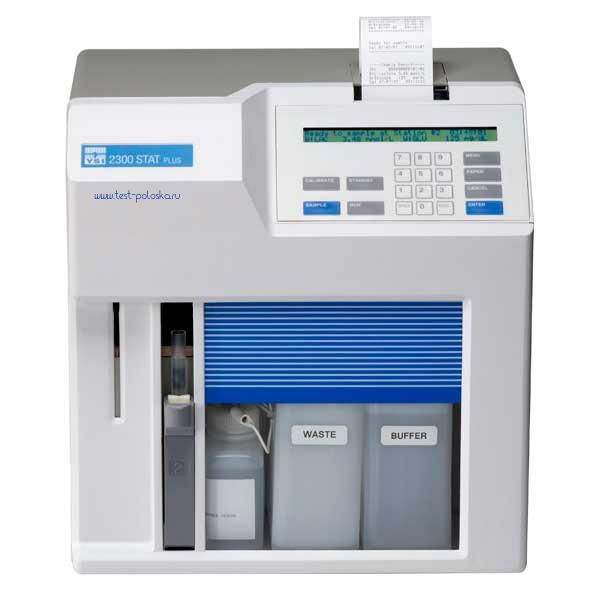 Эталонный анализатор сахара в крови YSI 2300 STAT PLUS