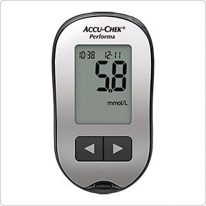 Глюкометр Акку-Чек Перформа для пожилого человека за 50 лет посоветуйте