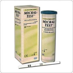 Micral strip test mine, someone