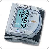 Тонометр запястный для определения аритмии пульса Microlife BP W100